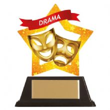 Drama Mini-Star Acrylic Award